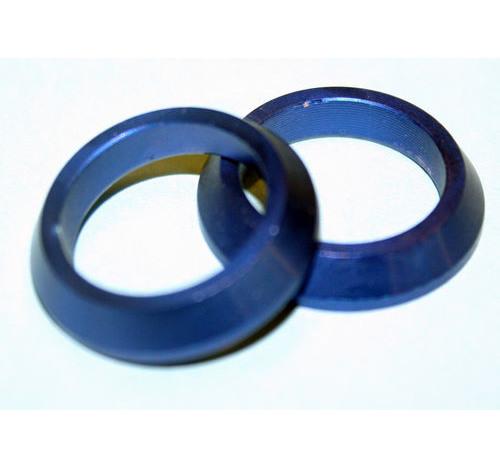 Al Slim Winding Check Blue 16mm bore