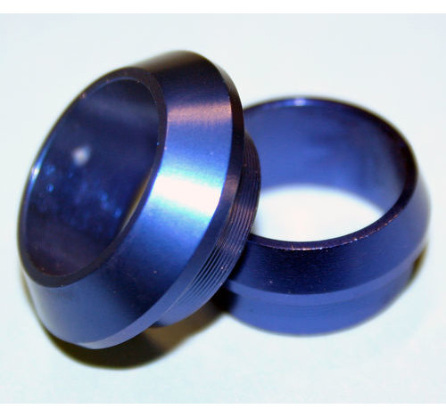 Al Collar Large Blue 16 bore