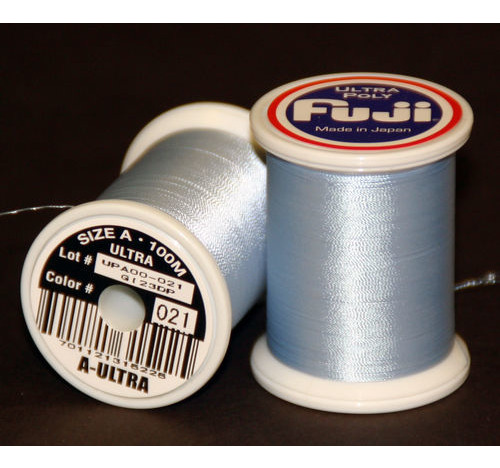 Fuji Ultra Poly 100m Spool LIGHT BLUE D
