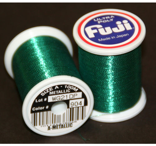 Fuji Ultra Poly Metallic GREEN A