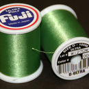 Fuji Ultra Polly 100m Spool VERDE MEDIO D