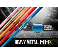 MHX 'HEAVY METAL' spin, drop shot blanks
