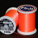 Fuji Ultra Poly 100m Spool NEON ORANGE A