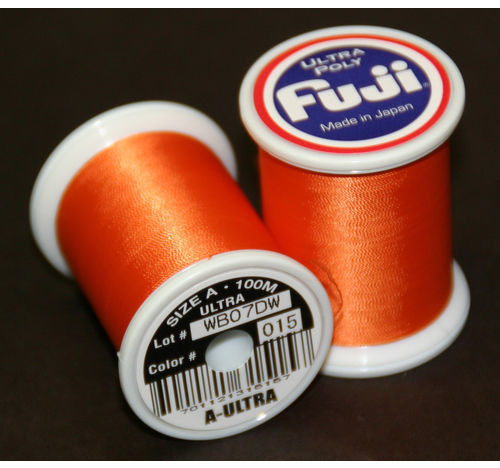 Fuji Ultra Polly 100m Spool NARANJA A