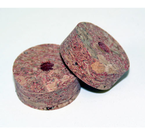 Coloured Cork Ring Red
