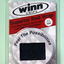 Winn Rod Wrap Grip  Black