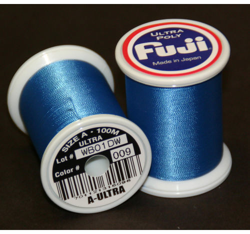 Fuji Ultra Polly 100m Spool AZUL REAL A