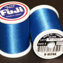 Fuji Ultra Polly 100m Spool AZUL REAL D