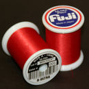 Fuji Ultra Polly 100m Spool escarlata