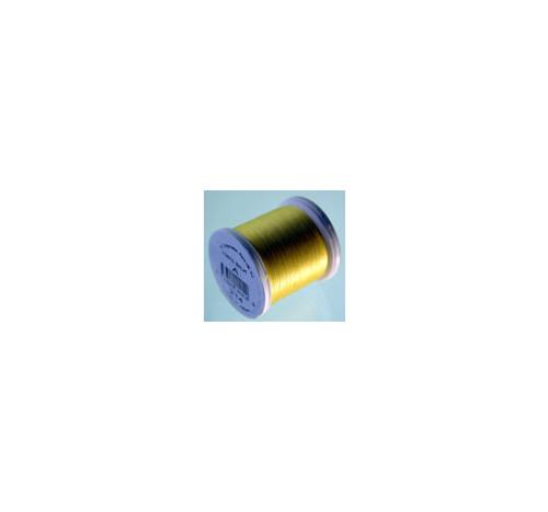 Silk Thread Bright Yellow 200m spool (214)