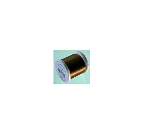 Silk Thread Medium Brown 200m spool (254)