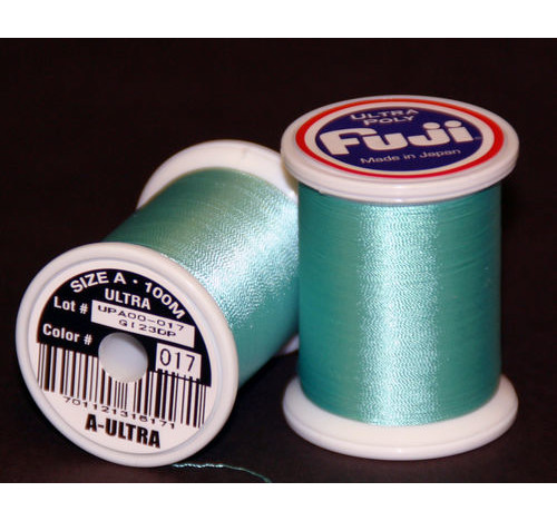 Fuji Ultra Poly 100m Spool TEAL D