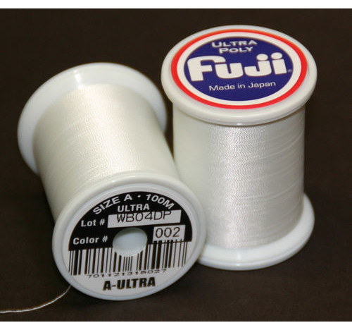 Fuji Ultra Poly 100m Spool WHITE A