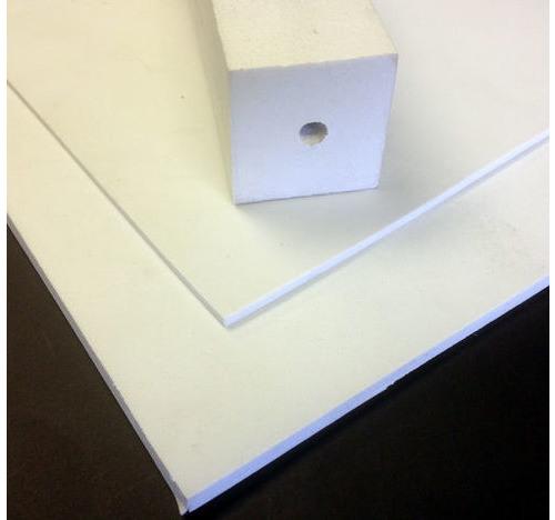 Duplon 6 mm sheet x 230 x 350 White