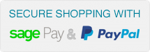Secure Shopping With Sagepay